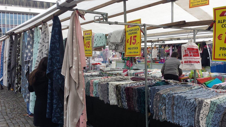 Stoffmarkt Holland Dresden