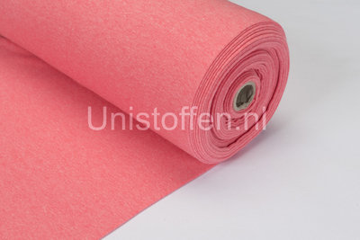 Boordstof Melee roze