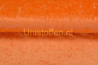 Velour de Panne,oranje
