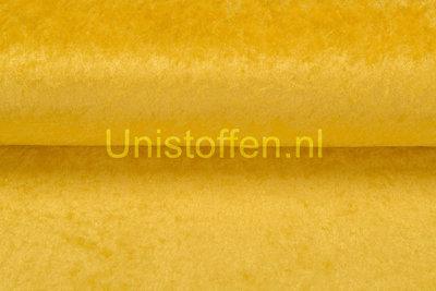 Velour de Panne,geel