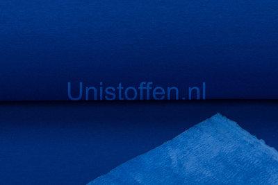 Alpenfleece kobaltblauw
