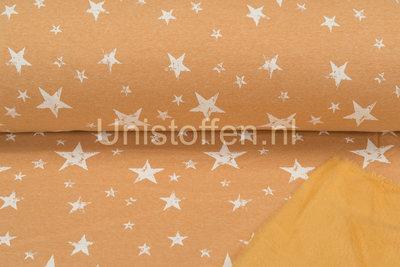 Alpenfleece bedrukt NA402 Summer Vintage Star